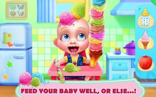 Baby Boss - Care & Dress Up APK screenshot 1