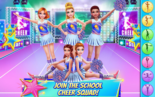 Cheerleader Dance Off - Squad of Champions APK screenshot 1