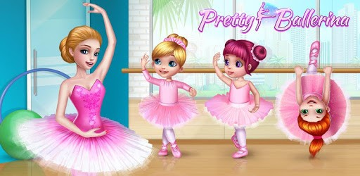 Pretty Ballerina - Dress Up in Style & Dance pc screenshot