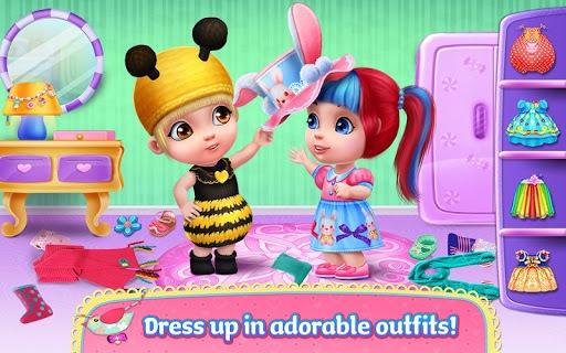 Baby Kim - Care & Dress Up APK screenshot 1