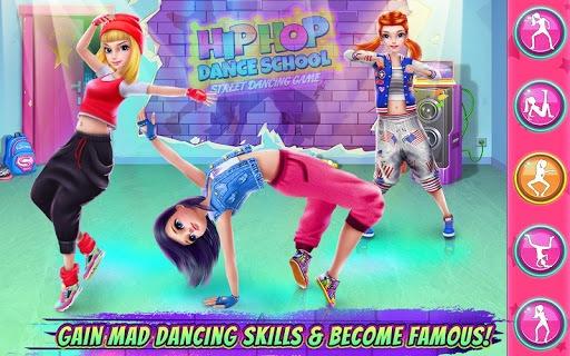 Hip Hop Dance School Game APK screenshot 1