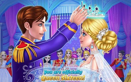 Ice Princess - Sweet Sixteen APK screenshot 1