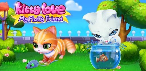 Kitty Love - My Fluffy Pet pc screenshot