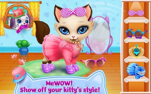 Kitty Love - My Fluffy Pet APK screenshot 1