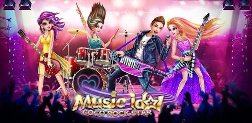Music Idol - Coco Rock Star pc screenshot
