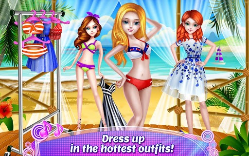 Crazy Beach Party-Coco Summer! APK screenshot 1