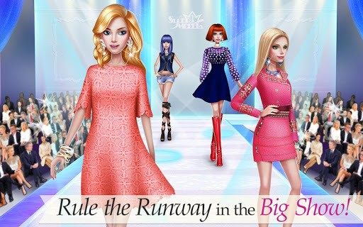 Supermodel Star - Fashion Game APK screenshot 1