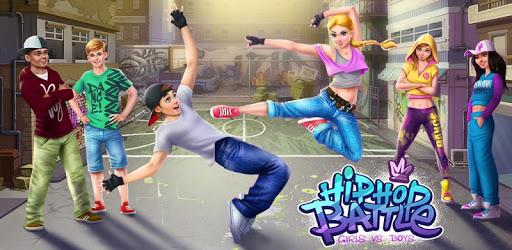 Hip Hop Battle - Girls vs. Boys Dance Clash pc screenshot