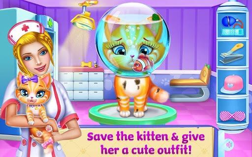 Doctor Fluff Pet Vet APK screenshot 1