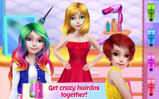 Girl Squad - BFF in Style APK screenshot 1