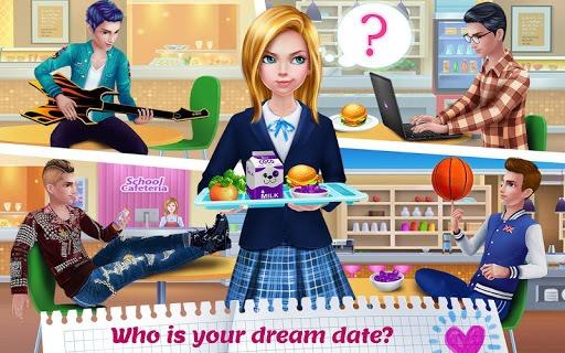 High School Crush - First Love APK screenshot 1