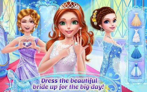 Ice Princess - Wedding Day APK screenshot 1