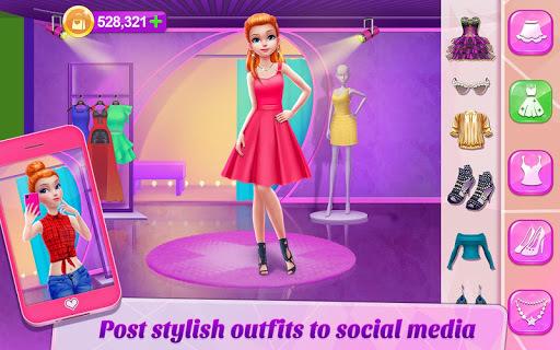 Selfie Queen - Social Star APK screenshot 1