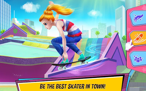 City Skater - Rule the Skate Park! APK screenshot 1