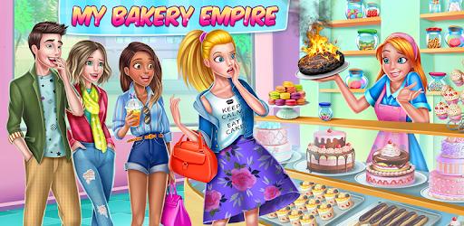 My Bakery Empire - Bake, Decorate & Serve Cakes pc screenshot