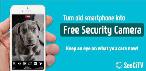 Make your old phone as Home Security Camera pc screenshot