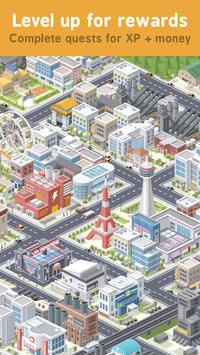Pocket City Free APK screenshot 1