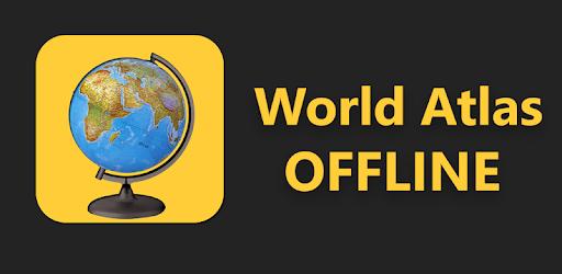 Offline world map 2018 - world atlas pc screenshot