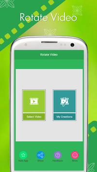 Rotate Video, Cut Video APK screenshot 1