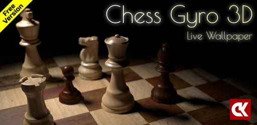Chess Gyro 3D Parallax Live Wallpaper pc screenshot