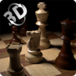 Chess Gyro 3D Parallax Live Wallpaper icon