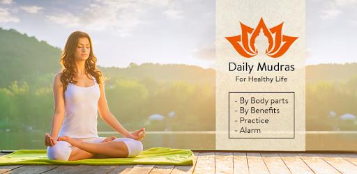 Daily Mudras (Yoga) - for health pc screenshot