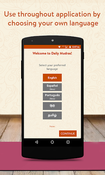 Daily Mudras (Yoga) - for health APK screenshot 1