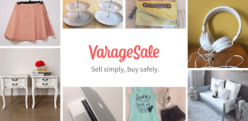 VarageSale: Sell simply, buy safely. pc screenshot