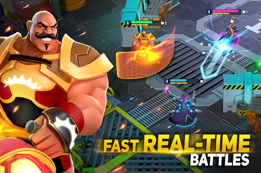 Battle Royale: Ultimate Show APK screenshot 1