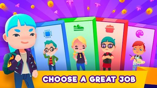 Idle Life Sim - Simulator Game APK screenshot 1