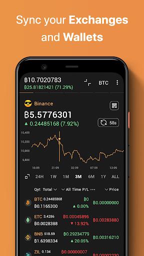 Crypto Tracker & Bitcoin Price - Coin Stats APK screenshot 1