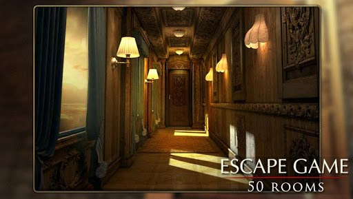 Escape game: 50 rooms 2 APK screenshot 1