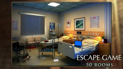 Escape game: 50 rooms 2 APK screenshot 1