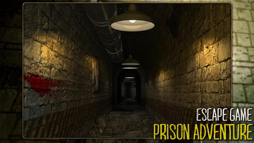 Escape game:prison adventure APK screenshot 1