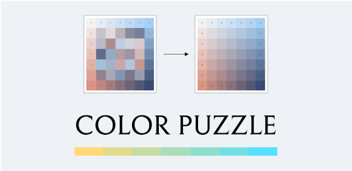 Color Puzzle Game + Download Free Hue Wallpaper pc screenshot