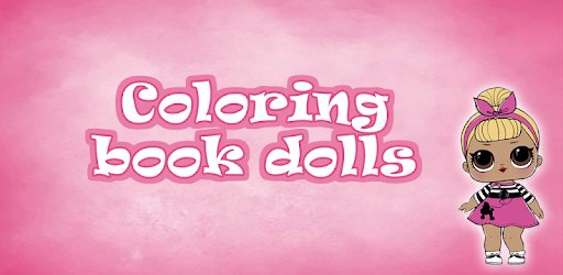 Coloring book Dolls pc screenshot