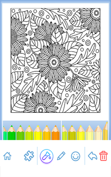 Coloring Book for Adults APK Download For Free