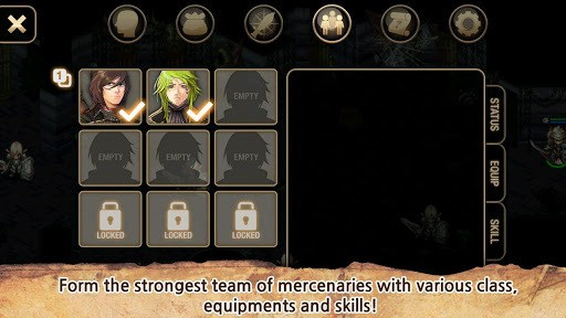 Inotia 4 APK screenshot 1