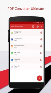 PDF Converter APK screenshot 1