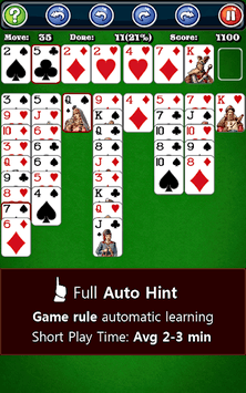 550+ Card Games Solitaire Pack APK screenshot 1