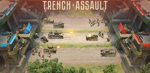 Trench Assault pc screenshot