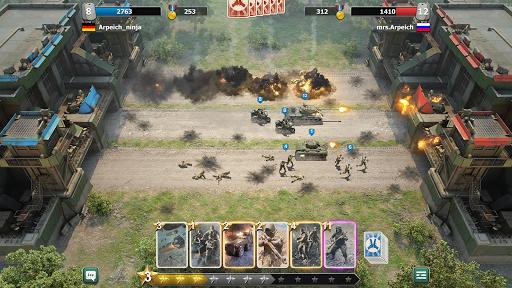 Trench Assault APK screenshot 1