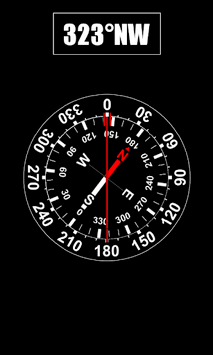 Compass Free APK screenshot 1