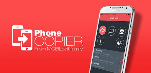 Phone Copier - MOBILedit pc screenshot