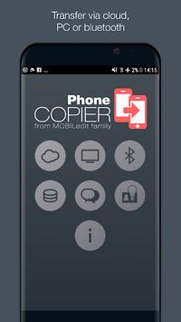Phone Copier - MOBILedit APK screenshot 1