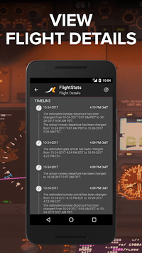 FlightStats APK screenshot 1