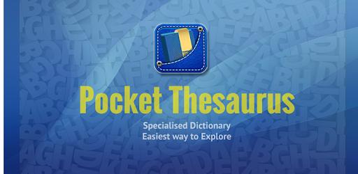 Pocket Thesaurus pc screenshot