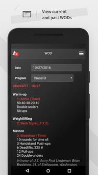 Wodify APK screenshot 1