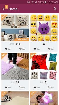 Home - Design & Decor Shopping APK screenshot 1