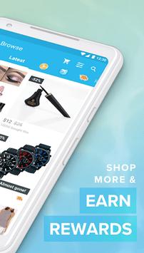 Wish - Shopping Made Fun APK screenshot 1